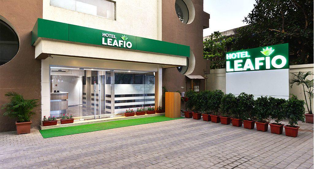 Hotel Leafio Sakinaka